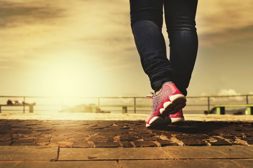 Does walking help in weight loss