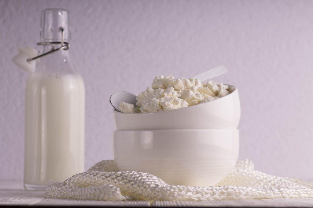 protein diet milk and peanut butter