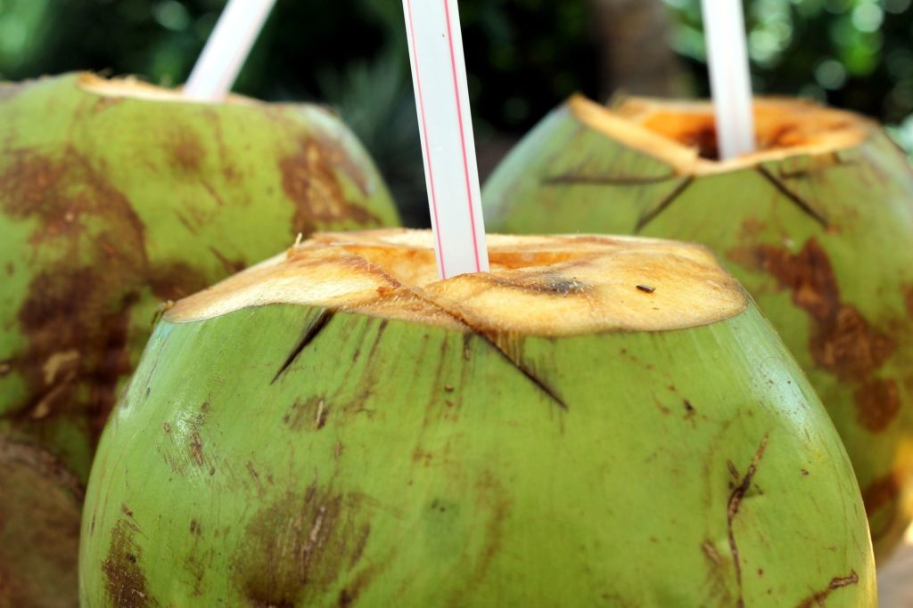 cococonut water for weight loss